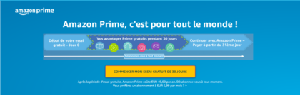 Amazon Prime et la place de marché : un coup/coût marketing à 38 millions de dollars par jour ?