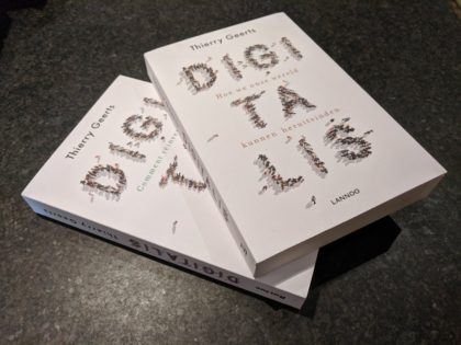 Nous avons lu « Digitalis : Comment réinventer le monde » de Thierry Geerts. Qu'y a-t-il à en apprendre ?