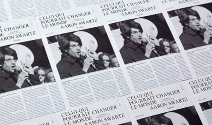 « Celui qui pourrait changer le monde », le titre parfaitement trouvé du livre rassemblant les nombreux écrits de ce jeune esprit libre du nom d'Aaron Swartz.