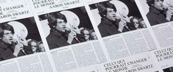 Cover Livre - Aaron Swartz