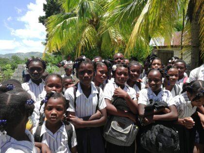 TRM réalise pour l'Association Ô Secours des Enfants Démunis Haïtiens un nouveau site de collecte de fonds