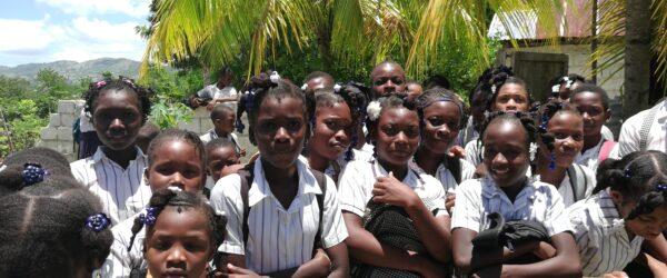 The RIght Move réalise un site pour Ô Secours des Enfants Démunis Haïtiens afin de collecter des fonds