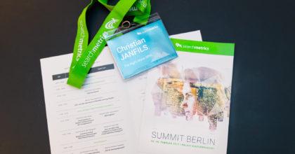 Référencement naturel – Symposium Searchmetrics 2017 à Berlin – les tendances du SEO